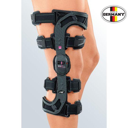 4point knee brace - M.4 X-lock Image
