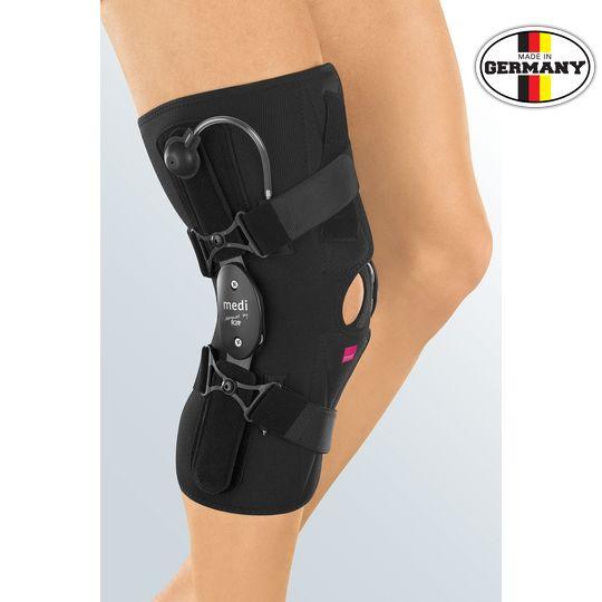 Soft osteoarthritis knee brace - Collamed OA Image