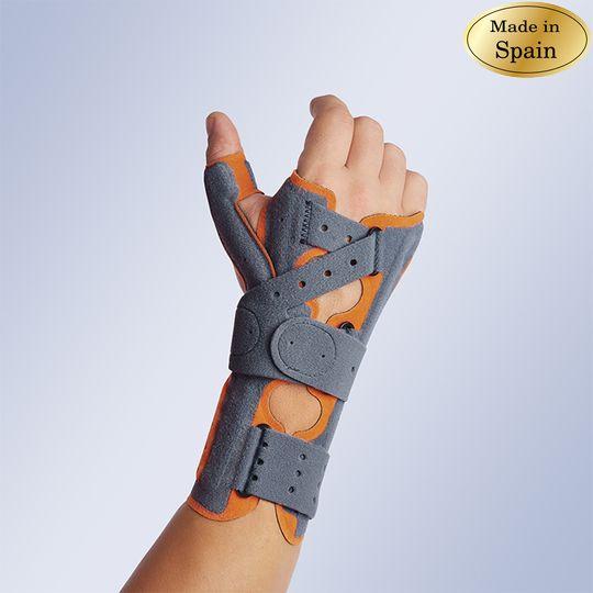 מגן שורש כף יד מנו-טק - ® orliman MANUTEC Image