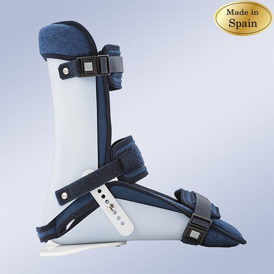 MULTI-POSITIONAL FOOT-ANKLE SPLINT Image