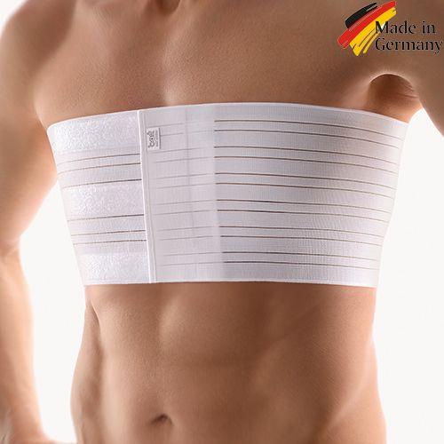 Bort Elastic Rib Belt for Men Image