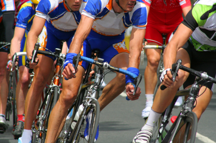 Custom-made sports orthotics for Cycling